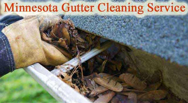 MN Gutter Cleaning Service
