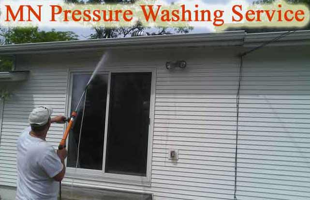 MN Pressure Washing Service