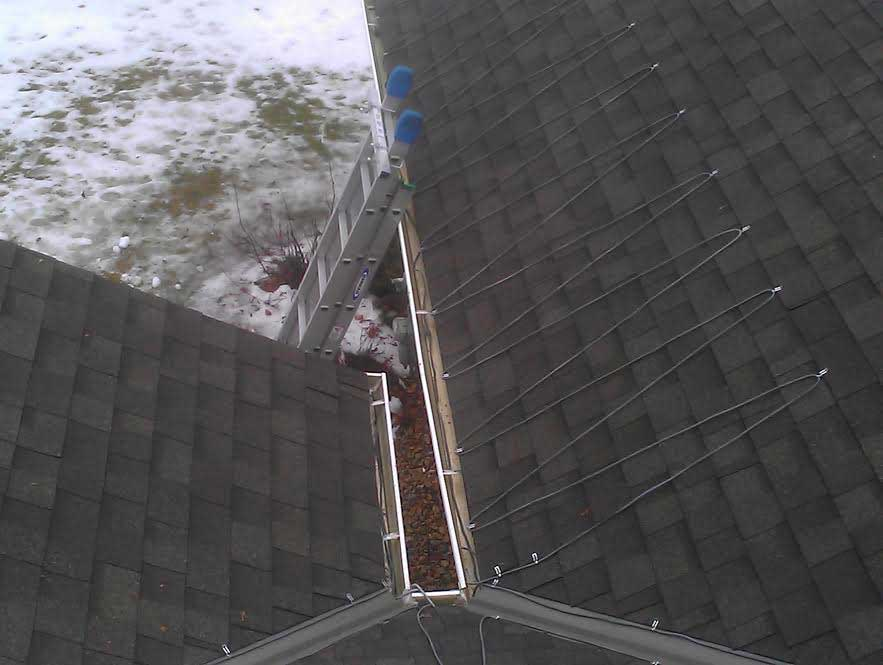 Roof Heat Line Installation MN
